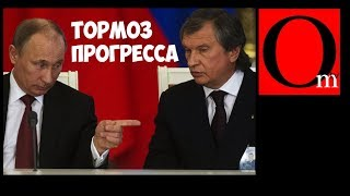 Тормоз прогресса у руля России(, 2017-10-23T10:12:00.000Z)