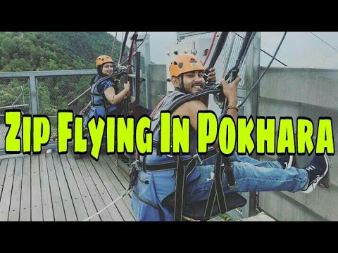 Price of Zip Flyer in Pokhara | Zip Line Package Cost Detail