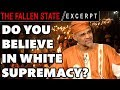 Afrotologist Reacts to White History Month, Debates Black Lives Matter & White Supremacy (Excerpt)