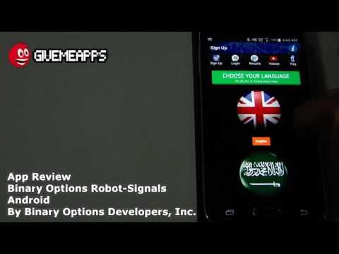 Altredo - Binary Options Robot, Binary Options Signals