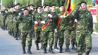 Defilare de ziua armatei la Buzău