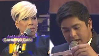 "GGV: Coco and Toni ask ""killer questions"" to Vice Ganda"