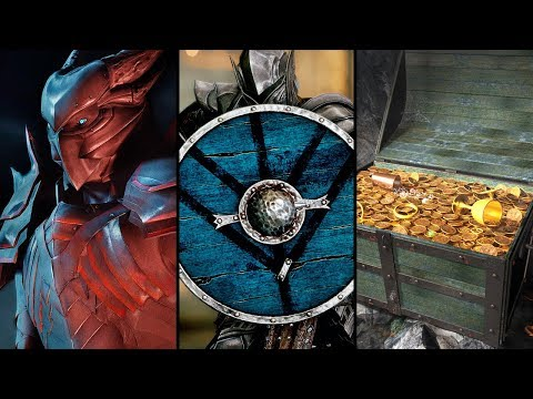 Skyrim With 1326 Mods - Ultimate Mod List 2020 - Armors, Weapons & Loot