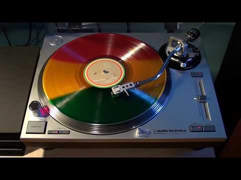 Bob Marley - Could you be loved (Color Vinyl)