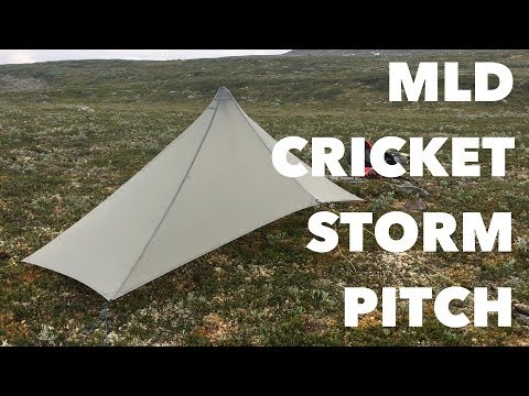 MLD Cricket storm pitch