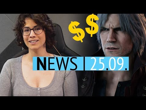 Weibliche Generäle in Total War - Microtransactions in Devil May Cry 5 - News