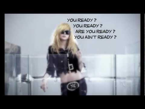 2ne1 cl - are you ready lyrics