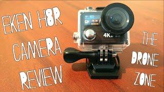 EKEN H8R Review - 4K/30FPS Action Camera