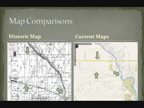 Prospecting With Historical Topographic Maps from YouTube · Duration:  8 minutes 49 seconds