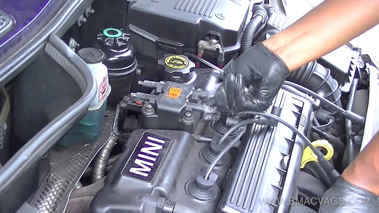 Bmw Mini Oil And Filter Service In Simple Easy Steps Youtube