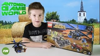 Lego 76054 review Batman  SCARECROW Harvest of Fear