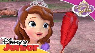 La Princesa Sofía: Momentos Mágicos - Sir Oliver amenaza con atacar a los dragones