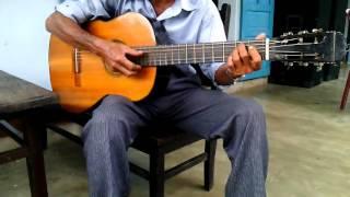 Cụ ông 62t chơi đàn cực chất. nghe là .........KHÔNG NGHE PHÍ......