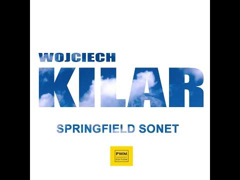 KILAR   SPRINGFIELD SONET
