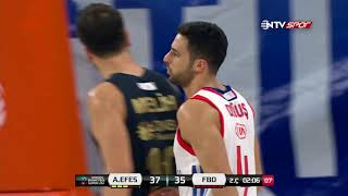 Basketbol Süper Ligi 2. Hafta: Anadolu Efes - Fenerbahçe Doğuş