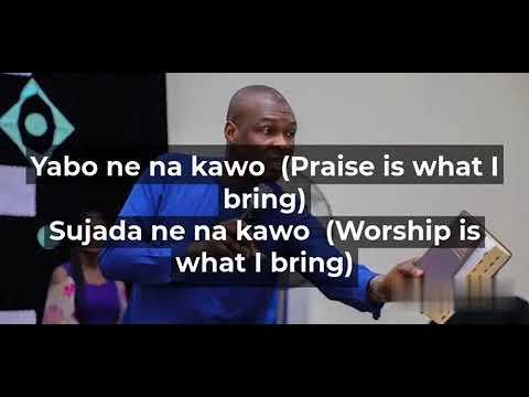 Download YABO NE NA KAWO (Yabo da Sujada) - Jakes Hinjari
