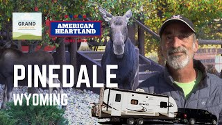 Ep. 176: Pinedale, Wyoṁing   RV travel camping
