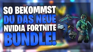 HOW TO GET THE NEW NVIDIA PACK! 🔥 Fortnite - tchampy