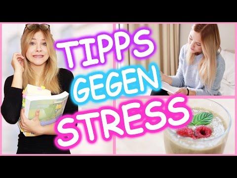 So ÜBERSTEHE ICH STRESSIGE Phasen + TIPPS ZUM ENTSPANNEN