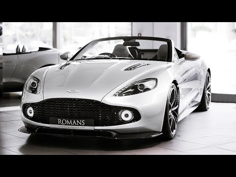 Rare Aston Martin Vanquish Zagato Volante For Sale At Romans International