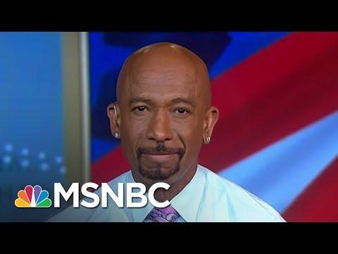 Montel Williams: Clinton Is 'The Right Choice'   Hardball   MSNBC