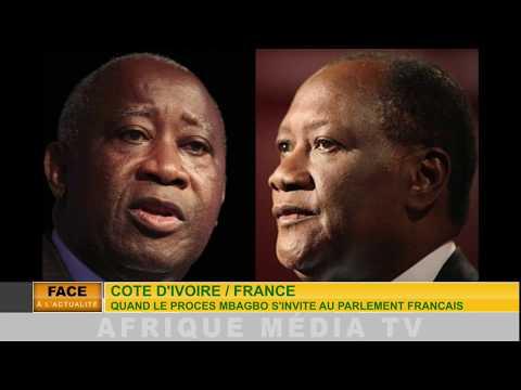 CÔTE D'IVOIRE/FRANCE. QUAND LE PROCÈS GBAGBO S'INVITE AU PARLEMENT: FACE A L'ACTUALITE DU 03 04 2018