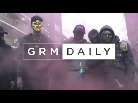 4Section Stone X D Blanco X J Boogie - Flashy [Music Video] | GRM Daily
