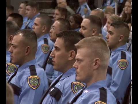 Download Class 207 Graduation (Houston Police Department, HPD Video Production)