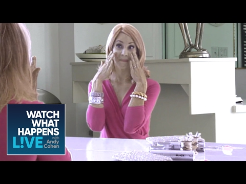 Comedian Amy Philips Impersonates Lea Black  WWHL