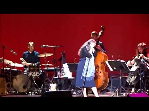 "Natalie Merchant ""River"" Santa Barbara Bowl 7/15/2017"