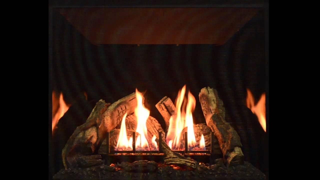 bayport 36 u0027 kozy heat burn video youtube