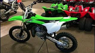 ALL NEW 2018 Kawasaki KX 85 PHOTOS