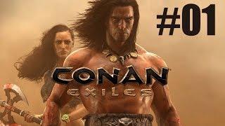 [RO] CONAN EXILES - Ep 01 [HD]