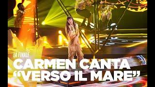 """Carmen Pierri """"Verso il mare"""" - Finale - The Voice Of Italy 2019"""