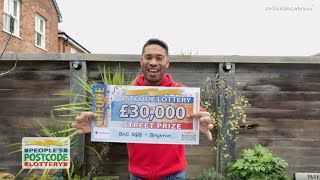 #StreetPrize Winners - BN1 5GB in Brighton on 22/03/2020 - People's Postcode Lottery