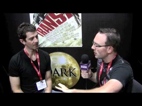 James Frain Discusses Transit at Comic Con 2011