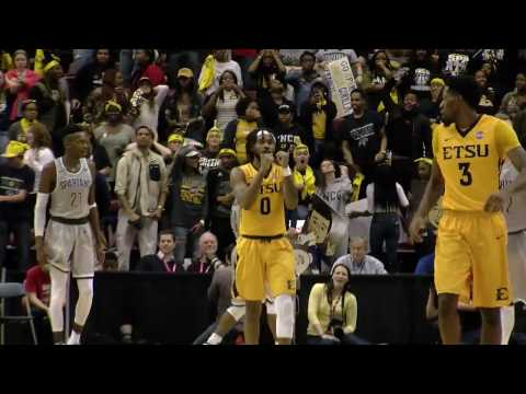 ETSU vs UNCG 2017 SoCon Championship Game Highlights