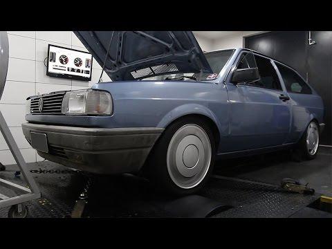 VW Gol quadrado turbo encara o dinamômetro [Ranking Preparados FULLPOWER]