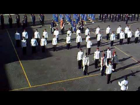 Bowen Secondary Speech Day Parade 2009 Pt 1