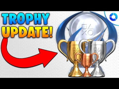 PlayStation Trophies Update Explained - New PSN Trophy System (PS4/PS5)