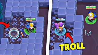 HOW TO *TROLL* YOUR FRIEND in Brawl Stars! Wins & Fails #97