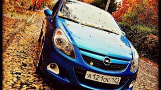 Opel Corsa OPC - Обзор / Тест-драйв