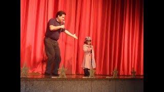Freak the Freak Out - Vanessa's Kindergarten Talent Show