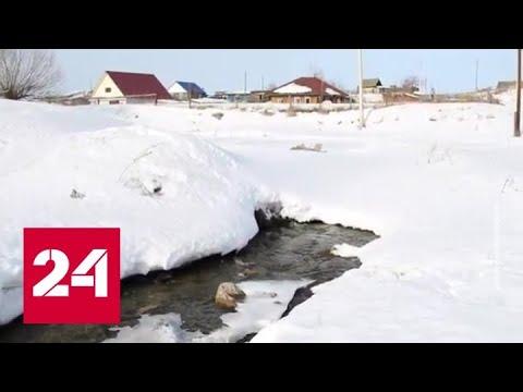 """""""Погода 24"""": в Сибирь пришла весна - Россия 24"""