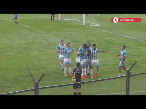 Nacional B: Gimnasia de Jujuy (2) - Villa Dálmine (1)