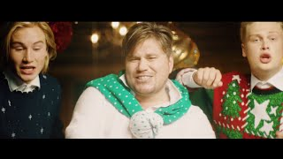 Rasmus Bjerg & Citybois – En Rigtig Drengejul (officiel musikvideo)