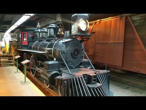 Visiting The Winnipeg Railway Museum