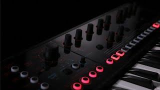 Roland JD-Xi Analog/Digital Crossover Synthesizer