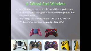 12 Reasons Why YOU Should Buy a SCUF Controller(After several requests, Scuf Gaming has uploaded a Presentation of 12 Big reasons WHY to buy a SCUF Controller. SCUF Dunc explains through presentation, ..., 2011-10-01T23:59:59.000Z)