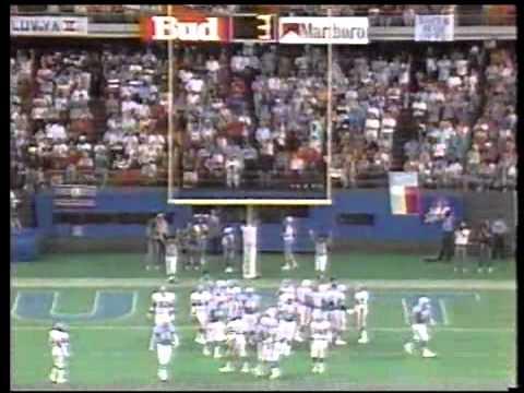Houston vs Denver 1991